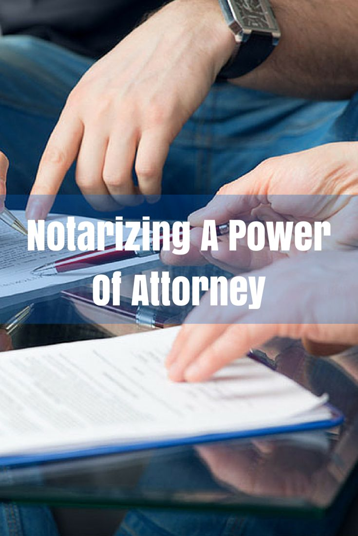 power of attorney is legal document