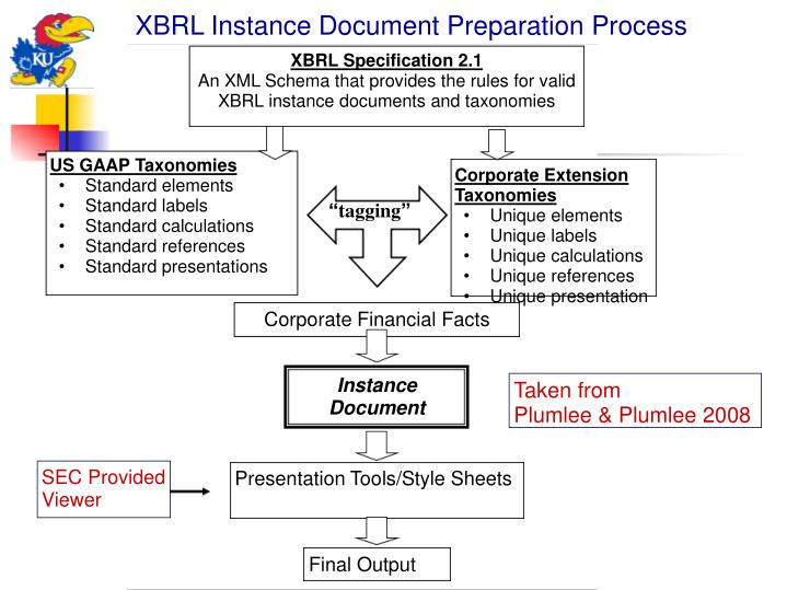what is an xml instance document